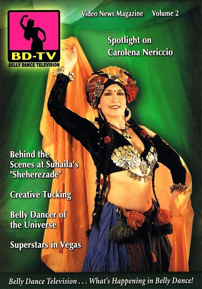Belly Dance Television Volume2の写真