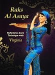 Raks Al Asaya with Virginia - Bellydance Cane Techniqueの商品写真