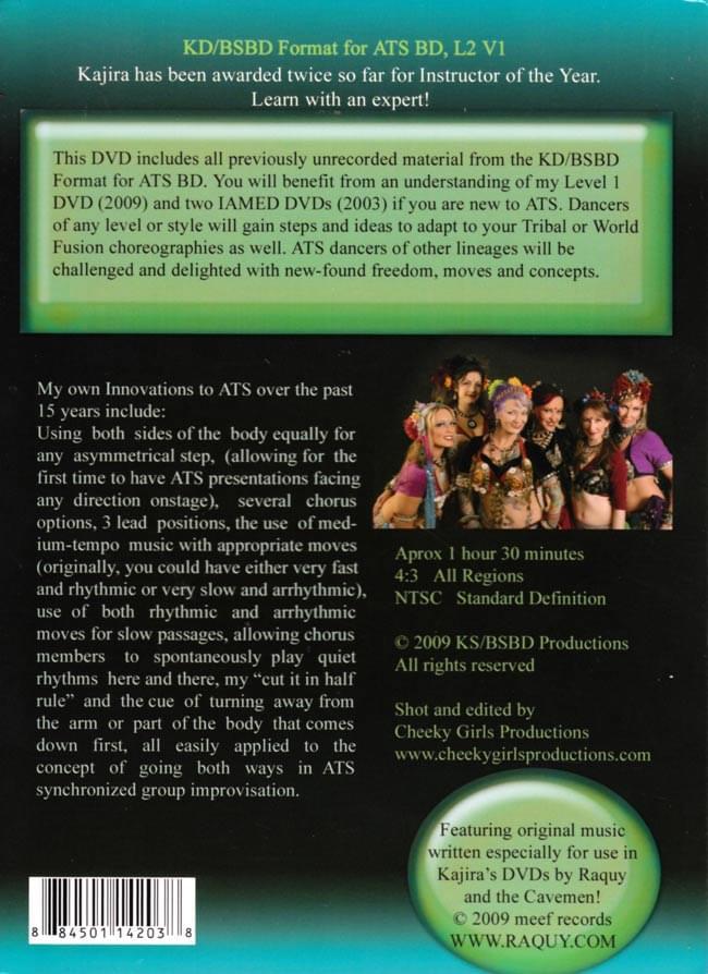 Kajira Djoumahnas BlackSheep BellyDance Format Level 2 Vol.1 2 -