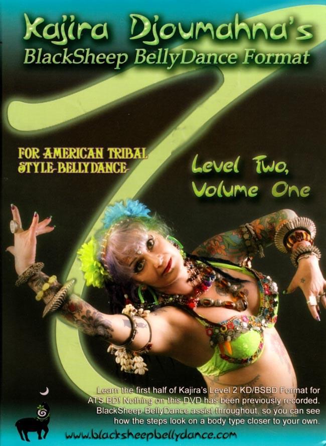 Kajira Djoumahnas BlackSheep BellyDance Format Level 2 Vol.1の写真