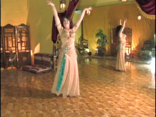 [DVD]Masters of Egyptian Choreography Vol.2 - Diana Tarkhan 4 - DVDの内容はこんな感じです