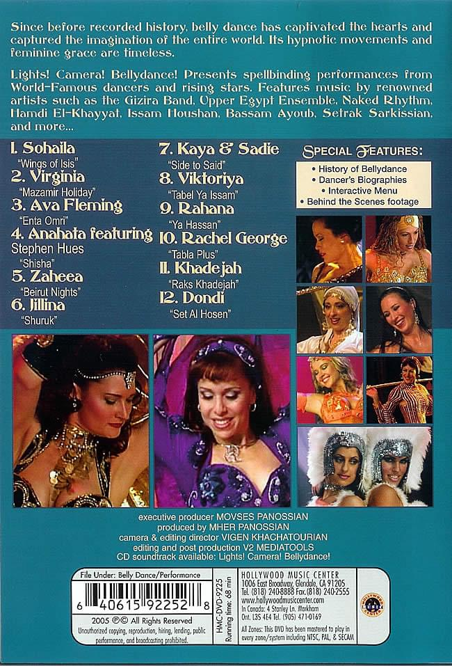 Lights! Camera! Bellydance! - Experience the passion, beauty and mysteryの写真1