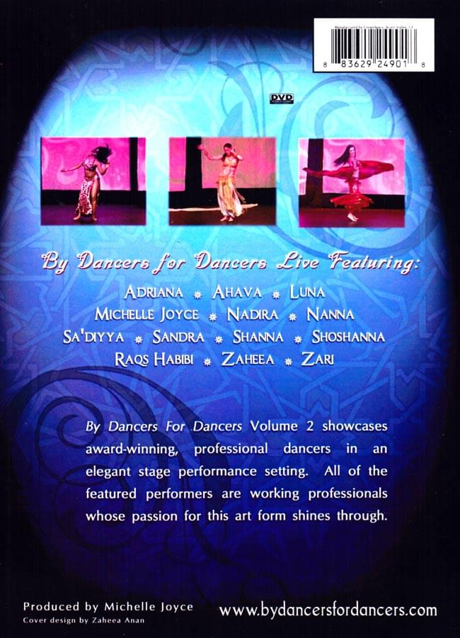 By Dancers For Dancers vol.2:Live Belly Dance Performances  2 -