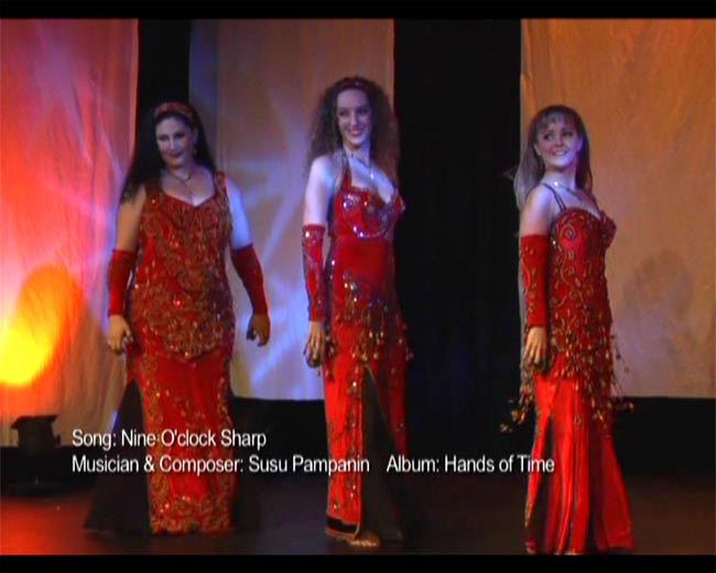 By Dancers For Dancers vol.2:Live Belly Dance Performances  4 -