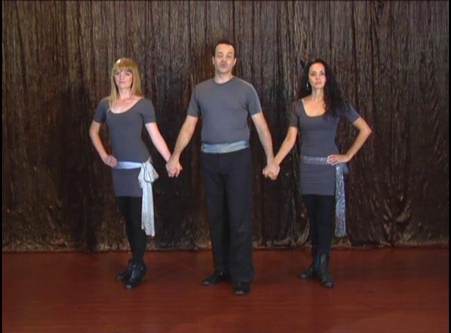 Arab Folk Dance - Dabke,Khaliji,Saidi & Sufi[DVD] 3 -