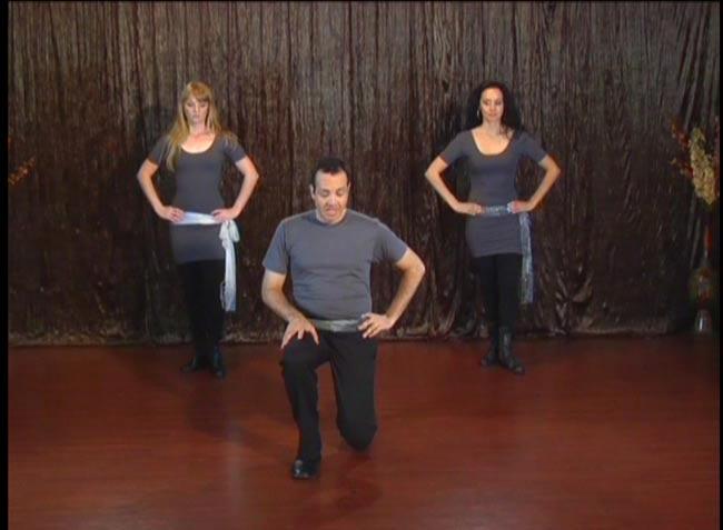 Arab Folk Dance - Dabke,Khaliji,Saidi & Sufi[DVD] 4 -