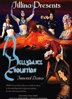 Jillina Presents Bellydance Evolution - Immortal Desires[DVD]