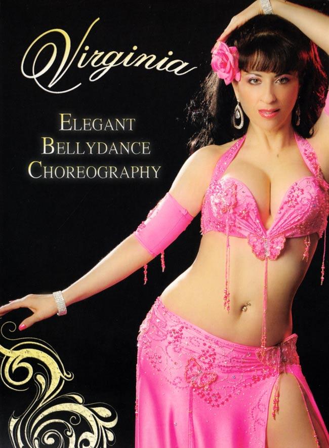 Virginia - ELEGANT BELLYDANCE CHOREOGRAPHY[DVD]の写真