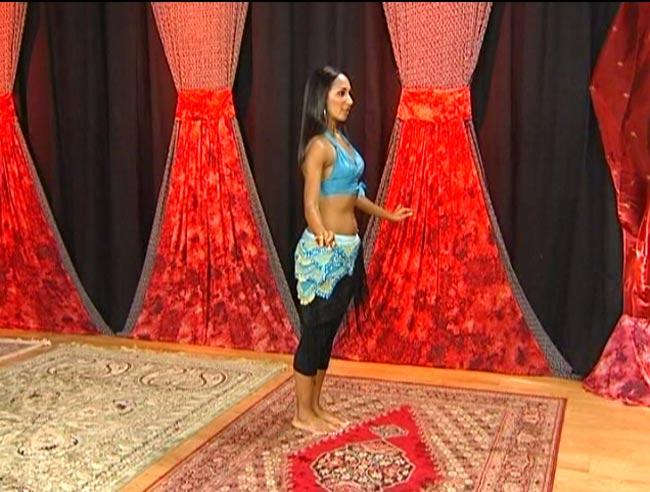 Captivating Bellydance Choreography with Amar Gamal[DVD] 4 -