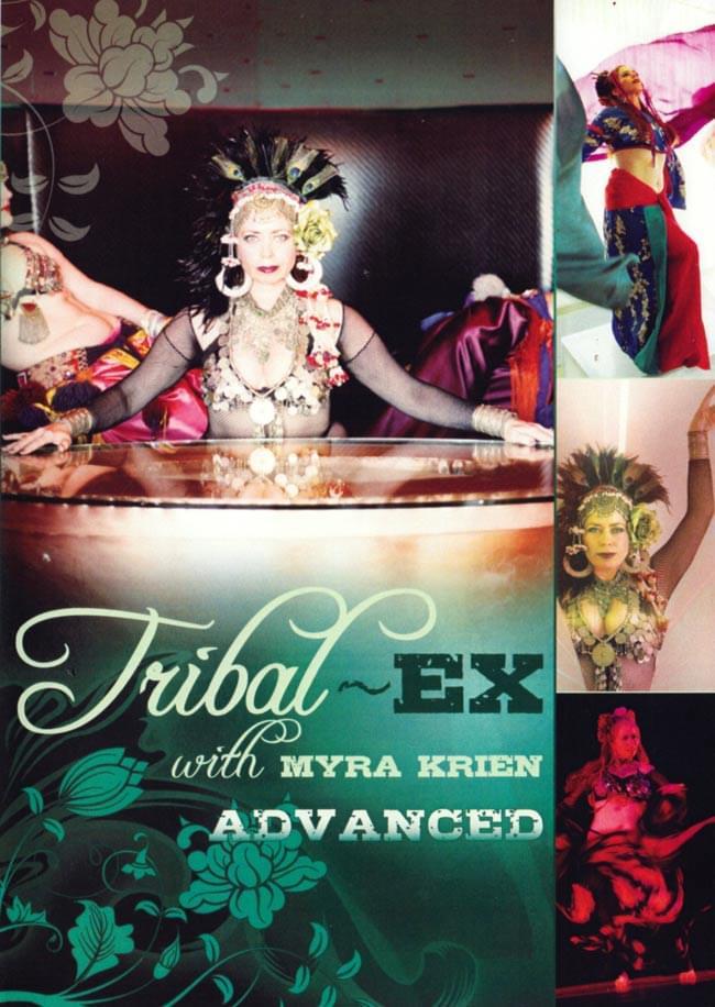 Tribal - ex with MYRA KRIEN ADVENCED[DVD]の写真