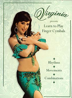 Virginia presents Learn to Play Finger Cymbals