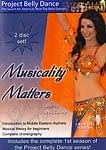Musicality Matters with Andalee & Project Belly Dance