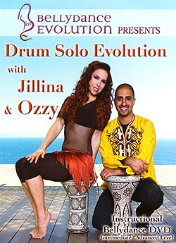 Drum Solo Evolution with Jillna & Ozzy