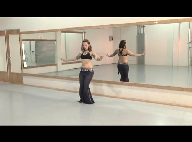 TRIBAL FUSION with Kami Liddle 3 -