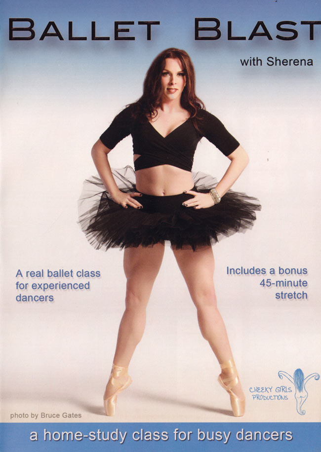 BALLET BLAST[DVD]の写真
