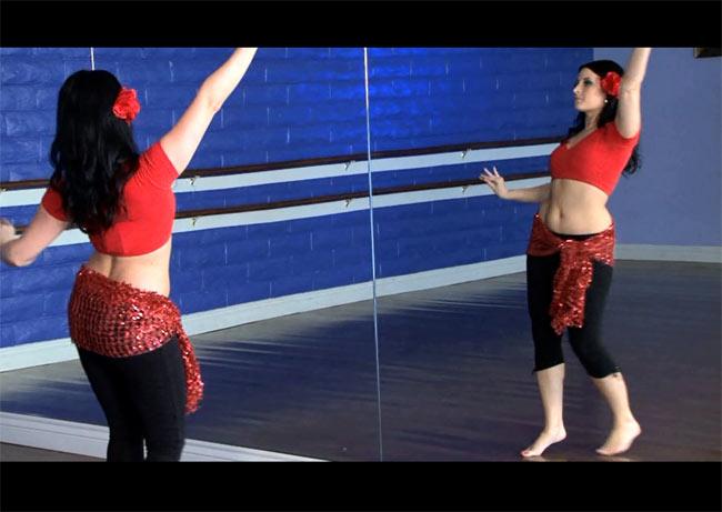 [DVD]Sassy Samba Belly Dance Fusion - Shimmy Carnaval 4 - DVDの内容はこんな感じです