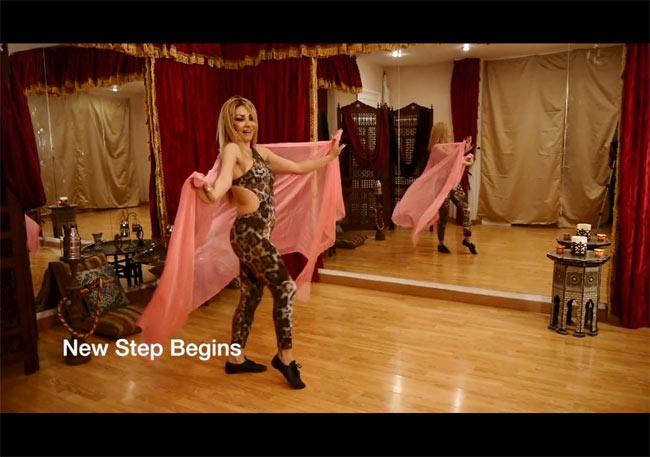 [DVD]Masters of Egyptian Choreography Vol.4 - Soraia 3 - DVDの内容はこんな感じです
