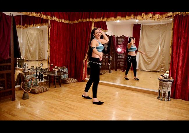 [DVD]Masters of Egyptian Choreography Vol.5 - Dandesh 3 - DVDの内容はこんな感じです