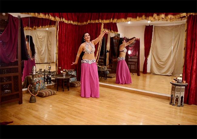 [DVD]Masters of Egyptian Choreography Vol.5 - Dandesh 4 - DVDの内容はこんな感じです