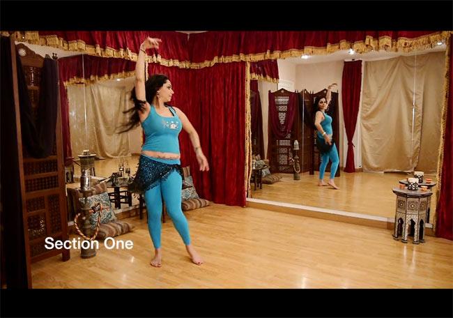 [DVD]Masters of Egyptian Choreography Vol.7 - Camelia 3 - DVDの内容はこんな感じです