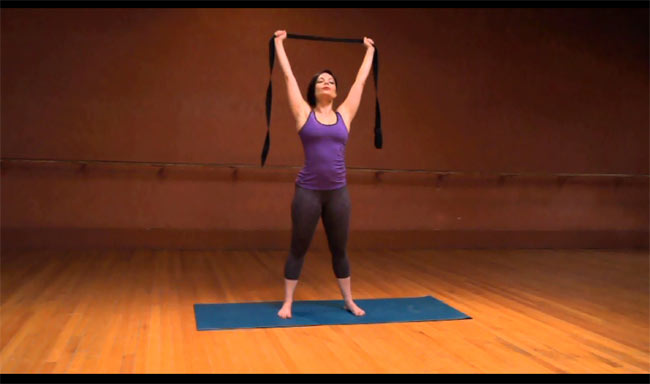 Bendy Body - A Flex stability Workout (Stretch and Strengthen for Peak Performance) with Kristina Ne 4 - DVDの内容はこんな感じです