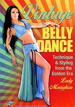 [DVD]Vintage Belly Dance - Technique and Styling from the Golden Era(DVD-BELLY-297)