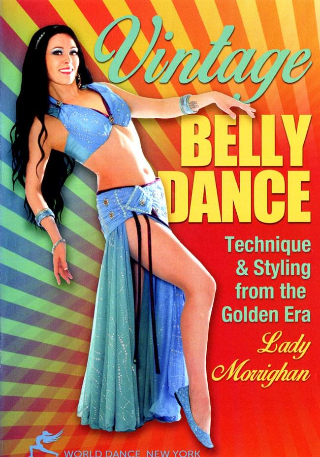 [DVD]Vintage Belly Dance - Technique and Styling from the Golden Eraの写真