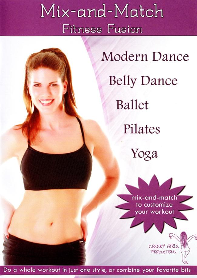 Mix and Match Fitness Fusion(Modern Dance,Belly Dance,Ballet,Pilates,Yoga)の写真