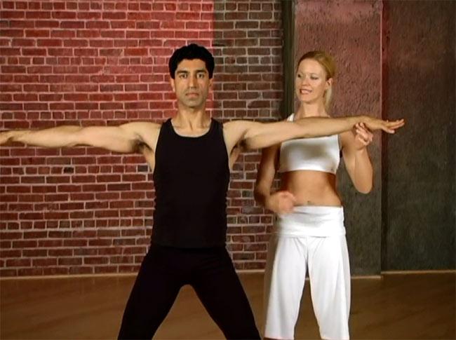 【2枚組】Body Motion Modern Dance Workout 3 - DVDの内容はこんな感じです
