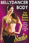 BELLYDANCER BODY-TOTAL BELLY DANCE WORKOUT with SADIE[DVD]