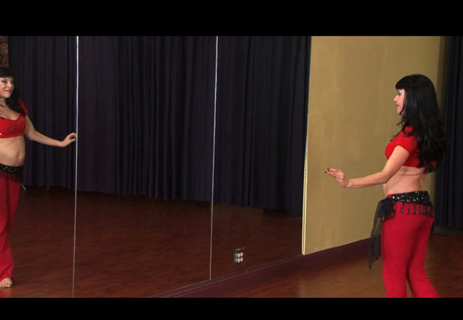 Drops Twists & Turns with Sandra[DVD] 4 - DVDの内容の一部です