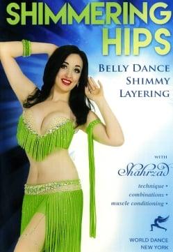 Shimmering Hips - Belly Dance Shimmy Layering[DVD](DVD-BELLY-314)