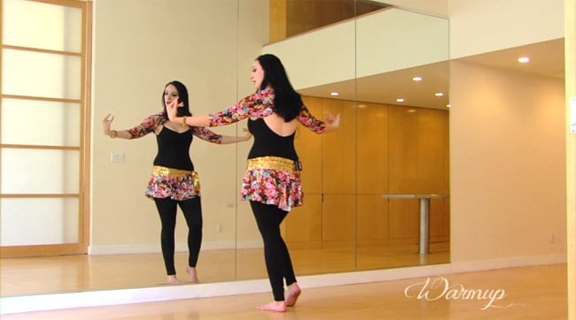 Shaabi Dance Technique & Combinations with Shahrzad[DVD]の写真3 -