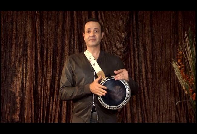 Karim Nagi presents Drum Raqs - Live Drum Solo Method for Drummers & Dancers 3 -