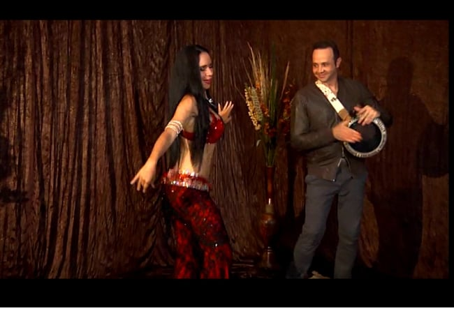 Karim Nagi presents Drum Raqs - Live Drum Solo Method for Drummers & Dancers 4 -