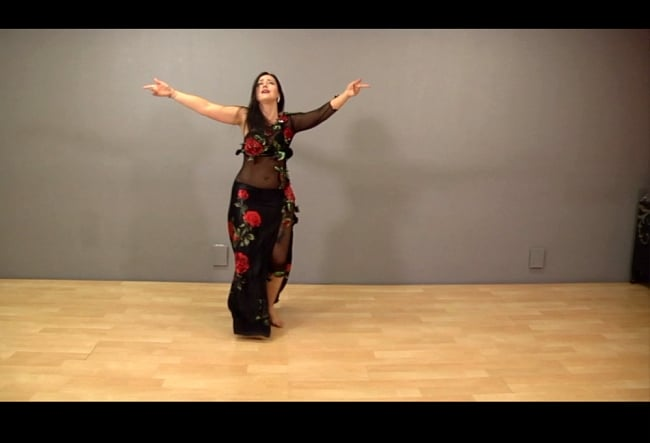 [DVD]Essence Of Raks Sharqi - The Art Of Self-Expression Through Bellydance with Mercedes Nieto 4 -
