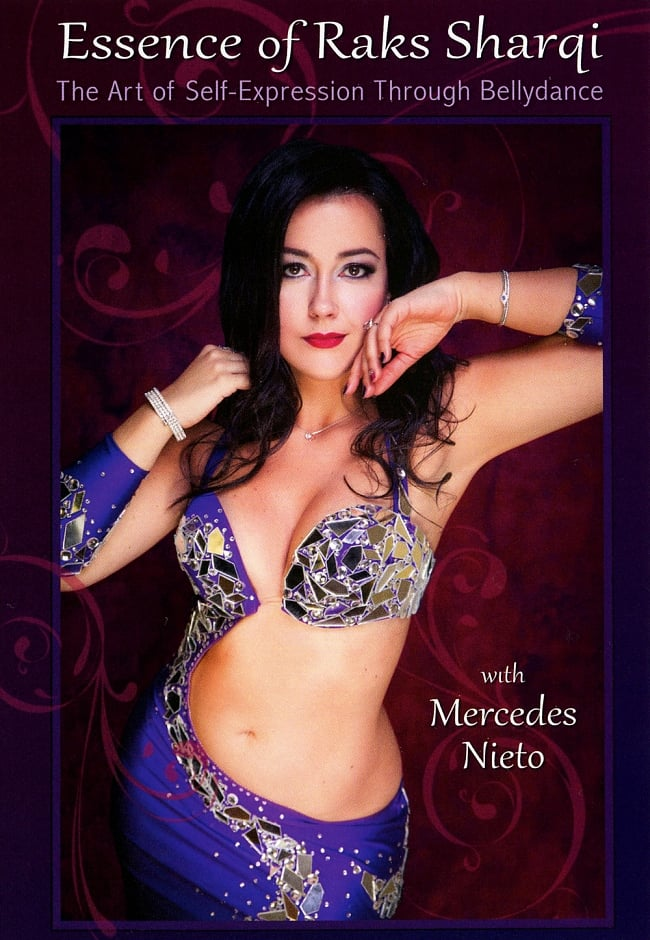 [DVD]Essence Of Raks Sharqi - The Art Of Self-Expression Through Bellydance with Mercedes Nietoの写真