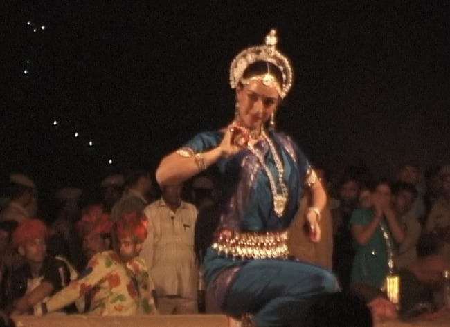 ODISSI - Classical Indian Dance Instructional DVD[Choka Stepping1-10]  Colleena Shakti 5 -