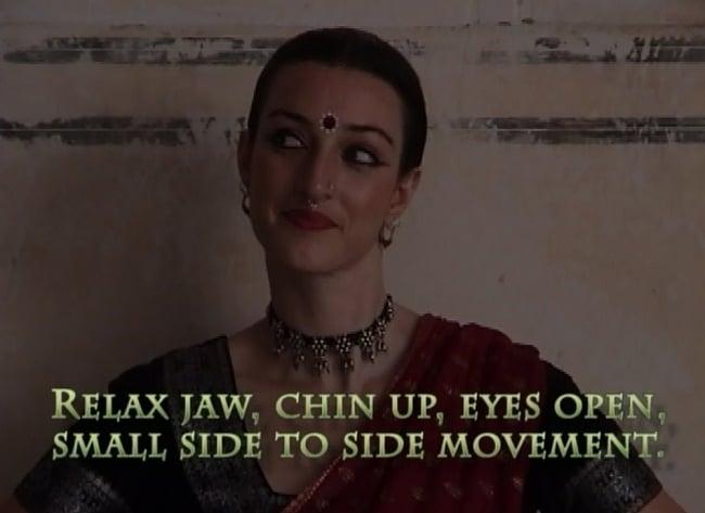ODISSI - Classical Indian Dance Instructional DVD[Tribungi Stepping - Volume 2] Colleena Shaktiの写真3 -