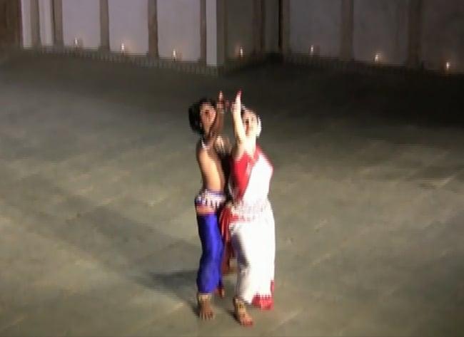 ODISSI - Classical Indian Dance Instructional DVD[Tribungi Stepping - Volume 2] Colleena Shaktiの写真5 -