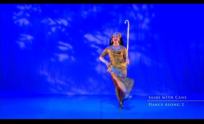 Saidi Dance Technique and Combinations with Vanessa[DVD]の写真4 -