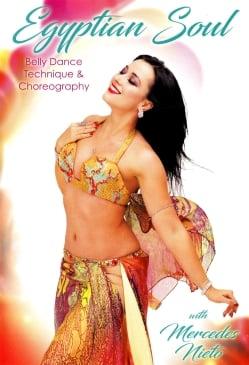 [DVD]Egyptian Soul with Mercedes Nieto Belly Dance Technique & Choreography メルセデス・ニエト エジプシャンソウル