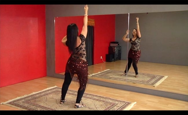 [DVD]Egyptian Soul with Mercedes Nieto Belly Dance Technique & Choreography メルセデス・ニエト エジプシャンソウル 3 -
