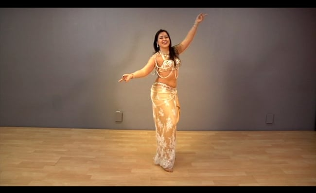 [DVD]Egyptian Soul with Mercedes Nieto Belly Dance Technique & Choreography メルセデス・ニエト エジプシャンソウル 4 -