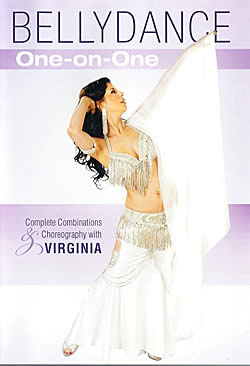 BELLYDANCE One-on-One - Complete Combinations and Choreography with Virginiaの写真1