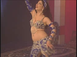 BELLYDANCE One-on-One - Essential Technique with Virginia 3 -