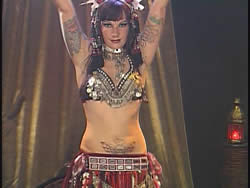 Bellydance Underworld - Tribal-fusion and Gothic Performances -