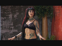 Tribal Fusion Bellydance with Sharon Kihara 3 -