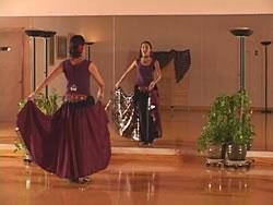 Ali: A tribal fision choreography by sahira 2 -