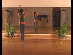 Ali: A tribal fision choreography by sahira 3 -